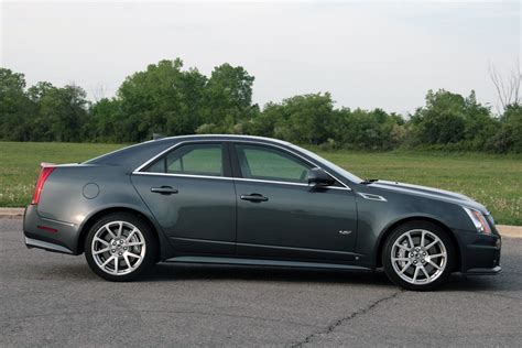 2009 Cadillac Cts Review by Review 2009 Cadillac Cts V Photo Gallery Autoblog