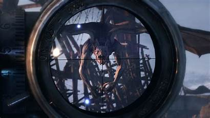 Metro Exodus Mutant 4k Scope Sniper