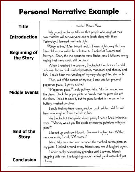 step  step guide  write   narrative essay