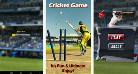 cricket games for
