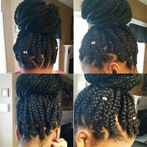 23 best images about Triangle part box braids on Pinterest ...