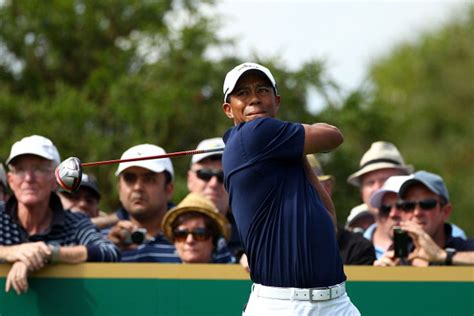 Tiger Woods Falls At Presidents Cup