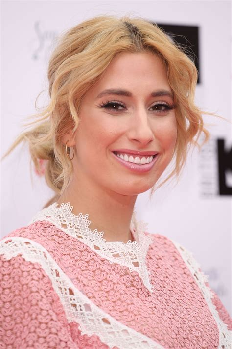 Stacey solomon (born 4 october 1989) is a british singer who was a finalist on series 6 of the x factor, finishing in 3rd place. STACEY SOLOMON at LGBT Awards 2018 in London 05/11/2018 - HawtCelebs