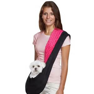 Small Dog Pet Sling Carrier