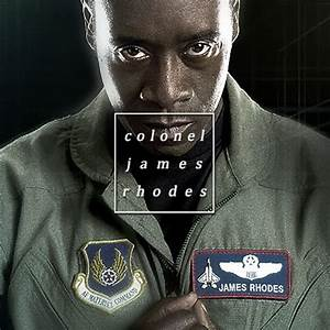 Col. James Rhod... Rhodey Quotes