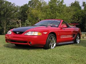 1994 FORD MUSTANG COBRA CUSTOM PACE CAR CONVERTIBLE81609