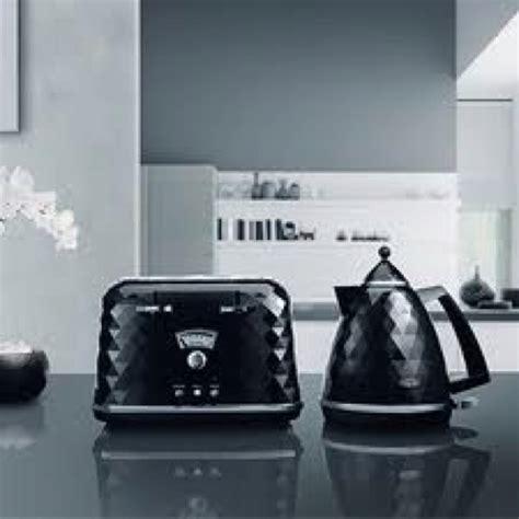 de longhi brilliante kettle  toaster bling  bling