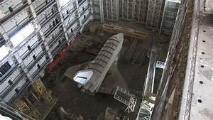 2 Space Shuttles found abandoned in a Russian hangar at ...