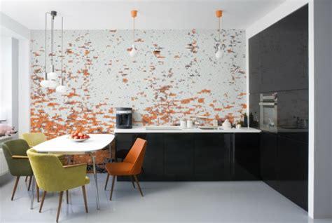 modern kitchen wallpaper 85 moderne tapeten die zu einer zeitgen 246 ssischen 4229