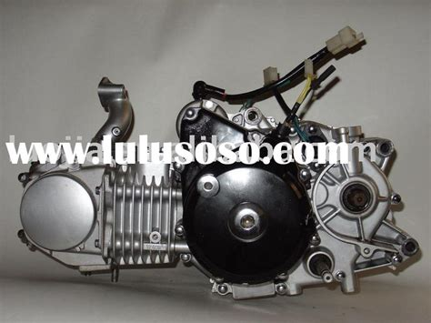 125cc wave horizontal 4 stroke atv engine for sale price