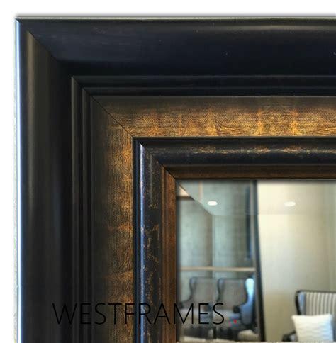 Bronze Bathroom Mirror by Legacy Framed Mirror Mantle Bathroom Vanity Mirror