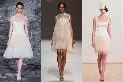 20 Gorgeous Short Wedding Dresses
