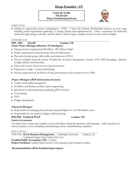 Un Resumen De Trabajo by Ejemplo C 243 Mo Hacer Un Resume Curr 237 Culum Entrevista Trabajo