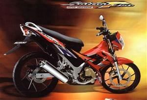Jual Mono Shock   Shockbreaker Belakang Suzuki Satria Fu