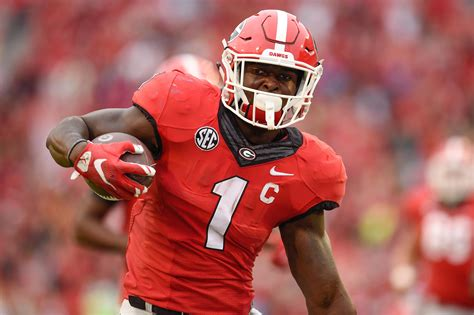 report uga rb sony michel cleared  contact