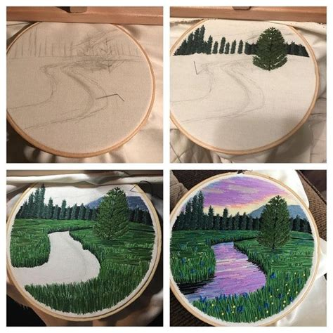 reddit embroidery  newest embroiderys process