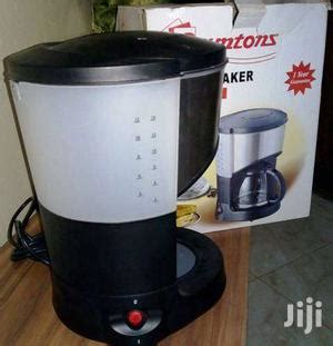 We supply food, beverage and agro processing machines from india plus a. New Ramtons Coffee Maker in Kampala - Kitchen Appliances, Afiwoods Store Uganda   Jiji.ug