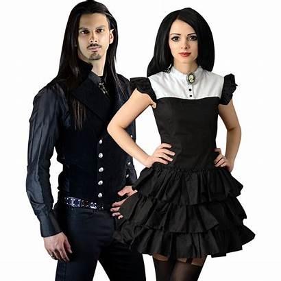Gothic Clothing Dresses Category