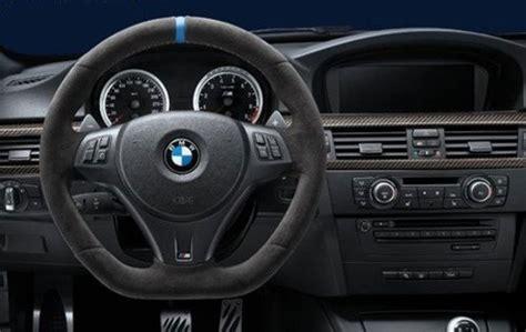 genuine bmw  performance steering wheel   turner motorsport