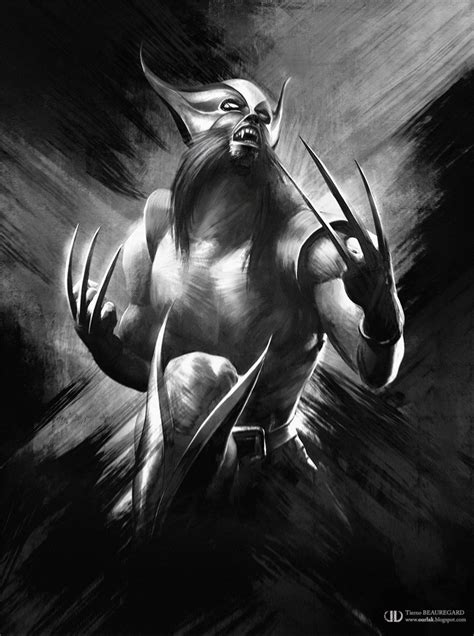 Wolverine By Ourlak On Deviantart