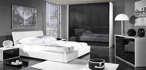 Schlafzimmer Komplett Angebot : design luxus schlafzimmer set stilm bel edelholz komplett wei schwarz sl16 neu ebay ~ Indierocktalk.com Haus und Dekorationen