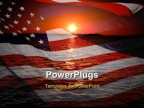Patriotic powerpoint templates costumepartyrun patriotic powerpoint template powerpoint template america toneelgroepblik Choice Image
