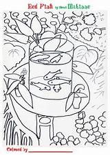 Coloring Famous Artists Matisse Henri Painting Artwork Yarn Gogh Van Paintings Teacherspayteachers Mosaic Patterns Worksheets Pano Seç sketch template