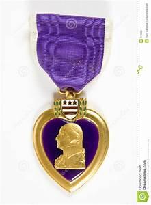 Military Purple Heart Clipart - ClipartXtras