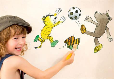 Wandtattoo Kinderzimmer Janosch by Wandtattoo Janosch Und Die Tigerente Beiwanda Baby