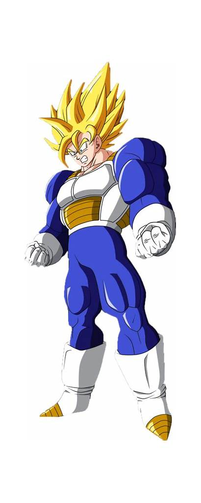 Goku Super Saiyan Grade Power Ultra Levels