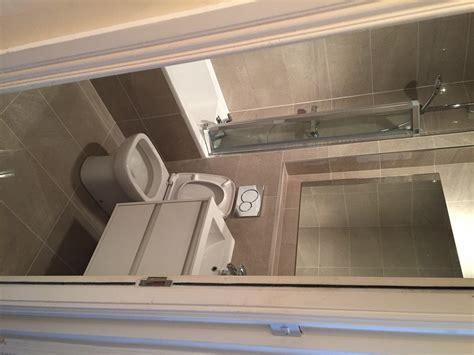 main bathroom renovation ringsend  dated white