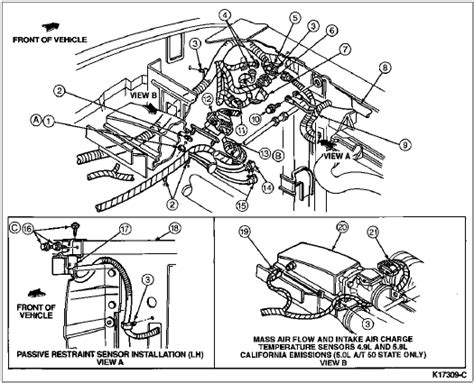 95 F150 Fuel Tank Diagram by 1993 Bronco Wont Shift Help Page 2 80 96 Ford