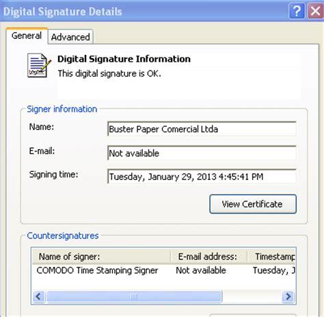 digital certificate digital certificates and malware a dangerous mix