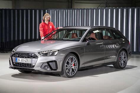 Audi A4 Facelift 2019 Motor Ausstattung by Audi A4 Facelift 2019 Test Motoren Preis Avant