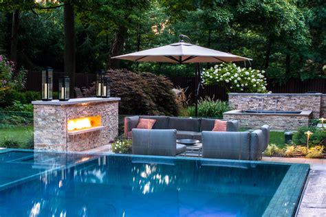 Luxury Backyard Pool  Pools For Home