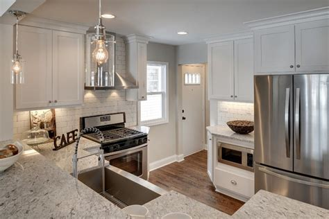 kitchen cabinets interior 3039 kentucky ave so transitional kitchen 3039
