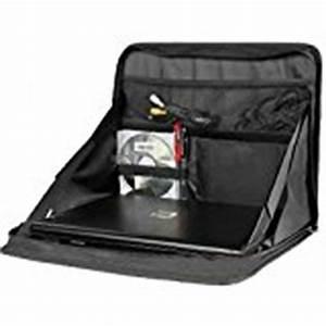 Attache Portable Voiture : plateau repas pliable de voyage abs pour voiture sangle d 39 attache pour le si ge il ~ Nature-et-papiers.com Idées de Décoration
