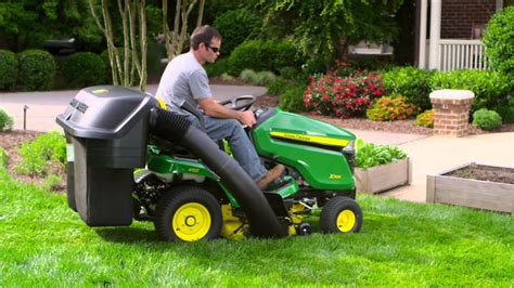 Riding Lawn Tractors Video