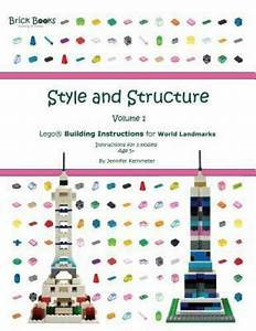 Style And Structure Volume 1   Lego R  Building
