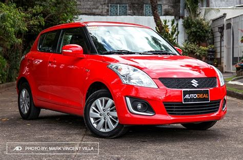review  suzuki swift   autodeal philippines