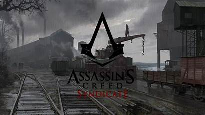 Creed Syndicate Assassin Wallpapers Guardado Desde