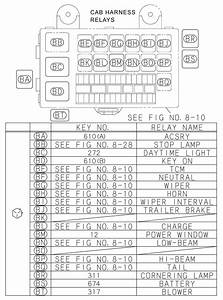 A Pic Of Fuse Box Diagram For 1998 Isuzu Trooper  Isuzu  Wiring Diagram Images