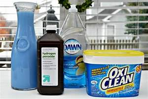 Homemade Carpet Cleaner To Use With Machines For Deep