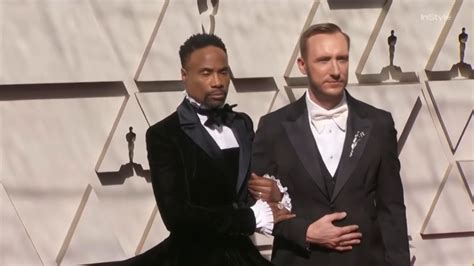 Billy Porter Wore Dress The Oscars