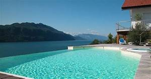 Piscine A Débordement : 4 belles piscines inspirations pour votre future ~ Farleysfitness.com Idées de Décoration