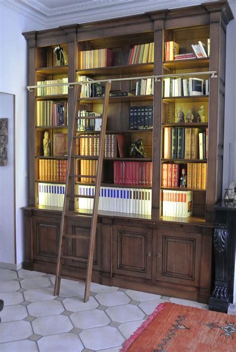 meuble bibliothã que sur mesure 28 images jo a grande biblioth 232 que sur