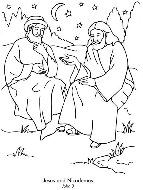 Jesus Loves Everyone Coloring Page | Sermons4Kids