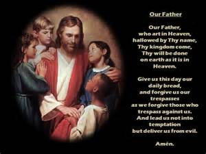 God Our Father Prayer Children