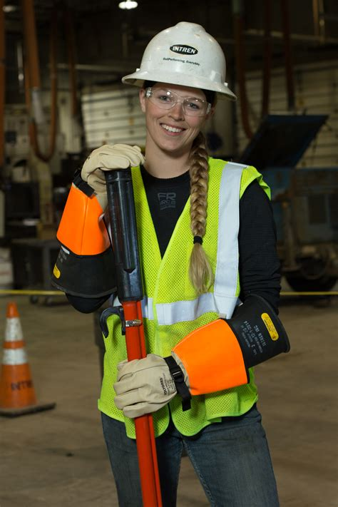 gearing women   work  male dominated environments