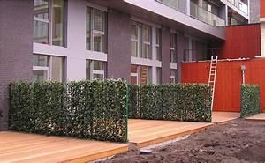 Sichtschutz fur garten und terrasse tipps von hornbach for Sichtschutz für terrasse günstig